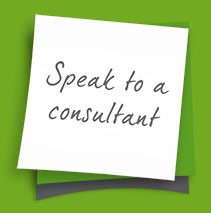 Speak to a Consultant