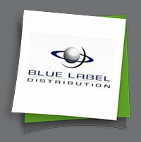 blue label distribution