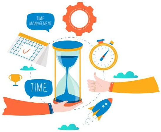 time-management-vector